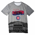 Chicago Cubs Greetings Tee by Forever Collectibles