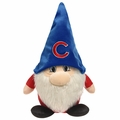 "Chicago Cubs MLB 11"" Plush Gnomie By Forever Collectibles"