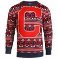 Chicago Cubs MLB 2016 Aztec Ugly Crew Neck Sweaters by Forever Collectibles