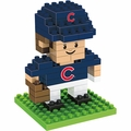"Chicago Cubs MLB 3D 2"" Player BRXLZ Puzzle By Forever Collectibles"