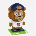 Chicago Cubs MLB 3D Mascot BRXLZ Puzzle By Forever Collectibles