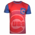 Chicago Cubs MLB Cotton/Poly Pocket Tee