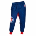 Chicago Cubs MLB Polyester Mens Jogger Pant by Klew