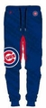 Chicago Cubs MLB Polyester Mens Jogger Pant by Forever Collectibles