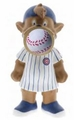 Chicago Cubs MLB Squeeze Popper Mascot