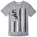 Chicago White Sox Big Logo Flag Tee by Forever Collectibles