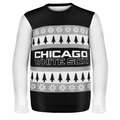 Chicago White Sox MLB Ugly Sweater Wordmark