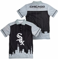 Chicago White Sox MLB Polyester Short Sleeve Thematic Polo Shirt