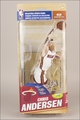Chris Andersen (Miami Heat) NBA 26 McFarlane Collector Level SILVER CHASE #/750