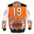 Chris Davis (Baltimore Orioles) MLB Ugly Player Sweater