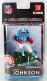 Chris Johnson (Houston AFL Throwback) CLARKtoys.com McFarlane Exclusive