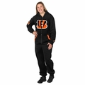 Cincinnati Bengals Adult One-Piece NFL Klew Suit