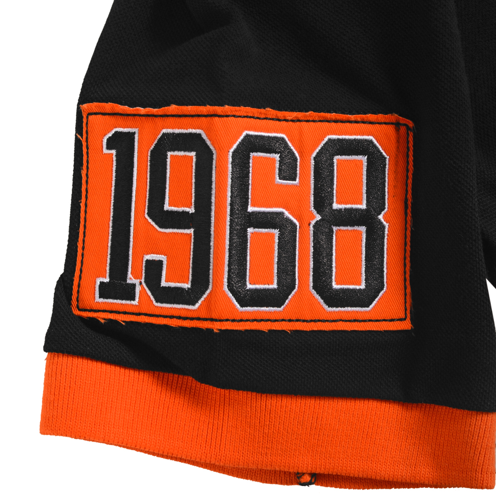 Cincinnati Bengals Klew Orange Patches Crew Neck Ugly Sweater