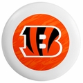 Cincinnati Bengals NFL High End Flying Discs By Forever Collectibles