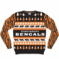 Cincinnati Bengals NFL Ugly Sweater Wordmark