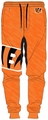 Cincinnati Bengals NFL Polyester Mens Jogger Pant by Forever Collectibles