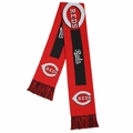 Cincinnati Reds 2016 MLB Big Logo Scarf By Forever Collectibles