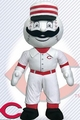 "Cincinnati Reds MLB 8"" Plush Team Mascot"