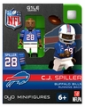 CJ Spiller (Buffalo Bills) NFL OYO Sportstoys Minifigures