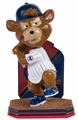 Clark (Chicago Cubs) Mascot 2016 MLB Name and Number Bobble Head Forever Collectibles