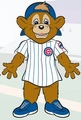"Clark Chicago Cubs MLB 8"" Plush Team Mascot"