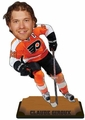 """Claude Giroux (Philadelphia Flyers) 2015 NHL Real Jersey 10"""" Bobble Heads Forever Collectibles"""