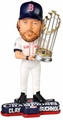Clay Buchholz (Boston Red Sox) 2013 World Series Champ Trophy Bobble Head Forever