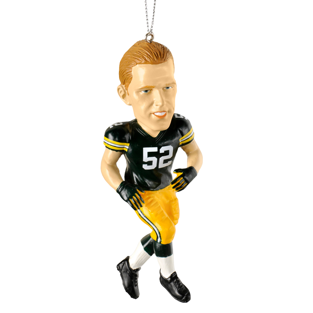 Green Bay Packers Clay Matthews Player Action Bobblehead