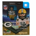 Clay Matthews (Green Bay Packers) NFL OYO Sportstoys Minifigures G3LE