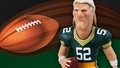 Clay Matthews (Green Bay Packers) NFL smALL PROs Series 2 McFarlane