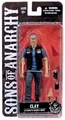 "Clay Morrow Sons of Anarchy 6"" Action Figure Mezco"