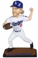 "Clayton Kershaw (Los Angeles Dodgers) 2015 MLB Real Jersey 10"" Bobble Heads Forever Collectibles"