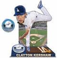 Clayton Kershaw (Los Angeles Dodgers) 2015 MLB Stadium Dirt Bobble Heads Forever Collectibles