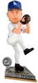 Clayton Kershaw (Los Angeles Dodgers) 2015 Springy Logo Action Bobble Head Forever Collectibles