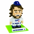 Clayton Kershaw (Los Angeles Dodgers) MLB 3D Player BRXLZ Puzzle By Forever Collectibles