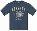 Clayton Kershaw (Los Angeles Dodgers) MLBPA Player Circuit Tee