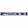 Clayton Kershaw (Los Angeles Dodgers) Player Scarf by Forever Collectibles