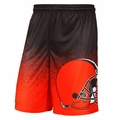 Cleveland Browns NFL 2016 Gradient Polyester Shorts By Forever Collectibles