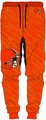 Cleveland Browns NFL Polyester Mens Jogger Pant by Forever Collectibles