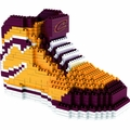 Cleveland Cavaliers NBA 3D Sneaker BRXLZ Puzzle By Forever Collectibles
