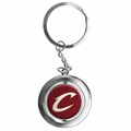 Cleveland Cavaliers NBA Spinner Keychain