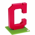 Cleveland Indians MLB 3D Logo BRXLZ Puzzle By Forever Collectibles