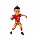 Colin Kaepernick (San Francisco 49ers) Forever Collectibles NFL Player Ornament