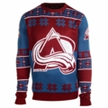 Colorado Avalanche Big Logo NHL Ugly Sweater