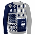 Connecticut Ugly College Sweater BusyBlock