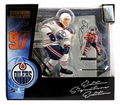Connor McDavid (Edmonton Oilers) Imports Dragon 2016-17 NHL 2-Pack Box Set Limited Edition of 1960