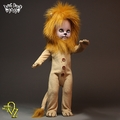 Cowardly Lion of Oz Living Dead Dolls by Mezco