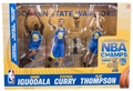 Curry/Thompson/Iguodala (Golden State Warriors) 2015 NBA Champions 3-Pack McFarlane