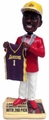 D'Angelo Russell (Los Angeles Lakers) 2015 NBA Draft Day Newspaper Base Bobble Head Forever