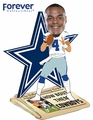 Dak Prescott (Dallas Cowboys) How 'Bout Them Cowboys Newspaper Base NFL Bobble Head